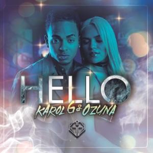 KAROL G & Ozuna - Hello
