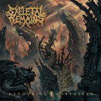 Skeletal Remains - Devouring Mortality artwork
