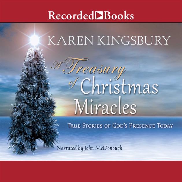 a treasury of miracles for women kingsbury karen