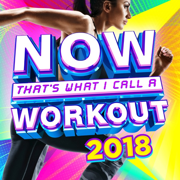 NOW That's What I Call a Workout 2018 album image