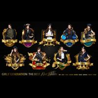 Girls' Generation - The Best (New Edition) artwork