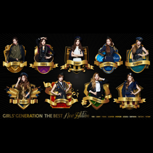 Girls' Generation - The Best (New Edition)