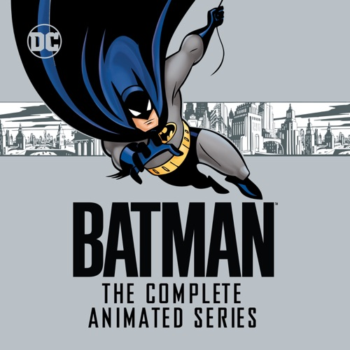 Batman: The Complete Animated Series movie poster