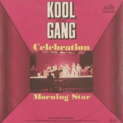 Celebration / Morning Star - Single - Kool & The Gang