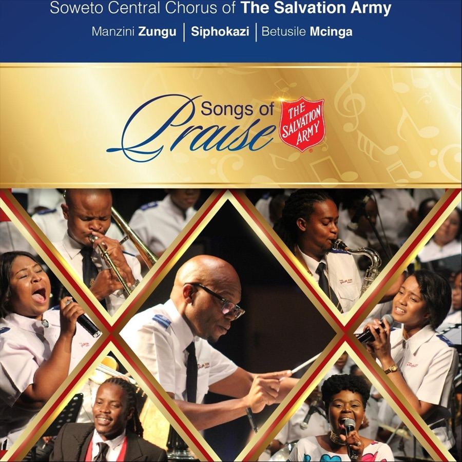 Soweto Central Chorus of the Salvation Army - Easter Songs of Praise (Live)