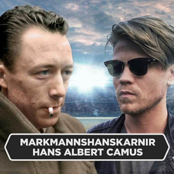 Markmannshanskarnir hans Alberts Camus