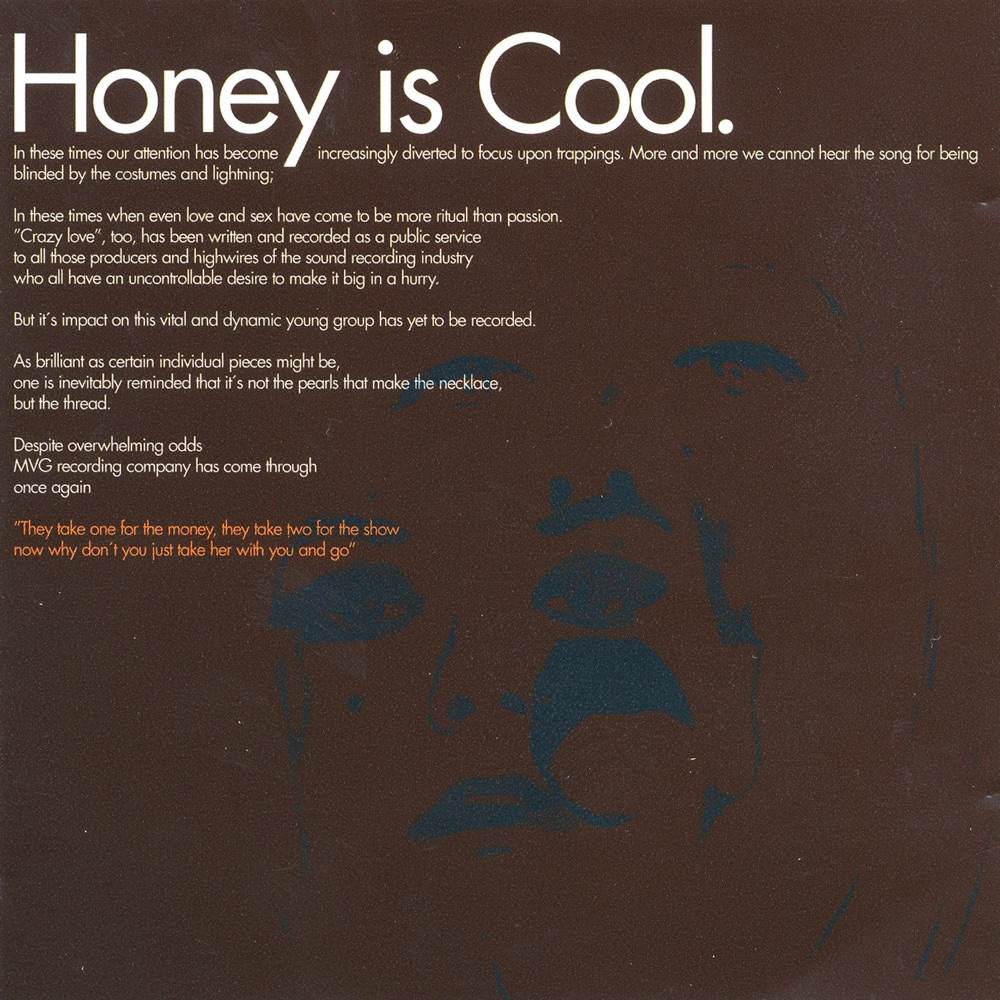 Drums And Boys by Honey is Cool
