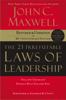 John C. Maxwell - the 21 Irrefutable Laws of Leadership  artwork