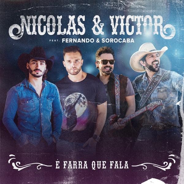 É Farra Que Fala (feat. Fernando & Sorocaba) - Single