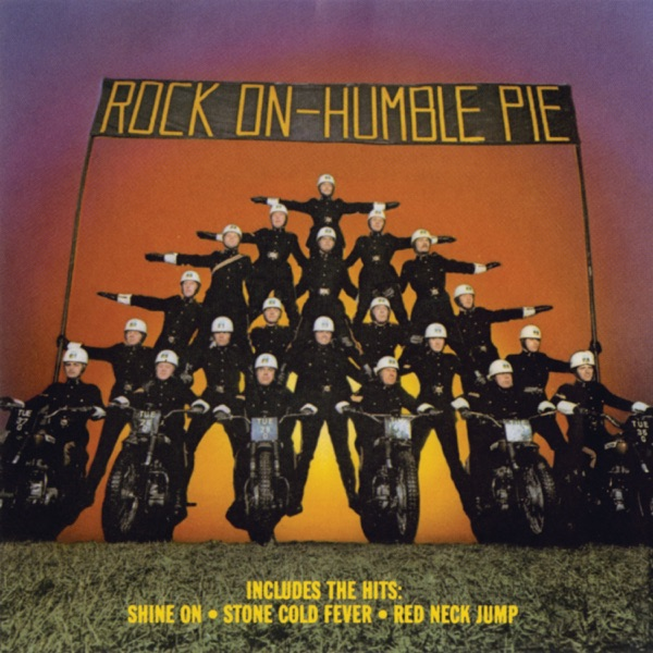 Humble Pie - Rock On