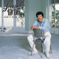 Lionel Richie - Can't Slow Down artwork
