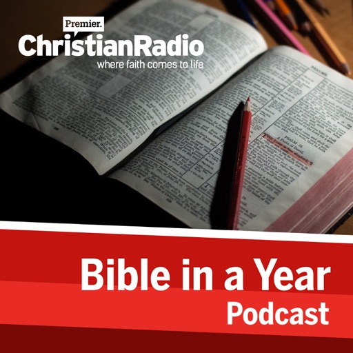 Cover image of Bible in a Year