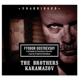 The Brothers Karamazov (Unabridged) audiobook