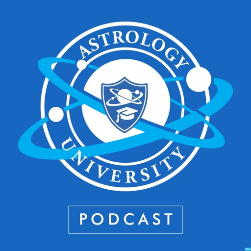 Cover image of Astrology University Podcast