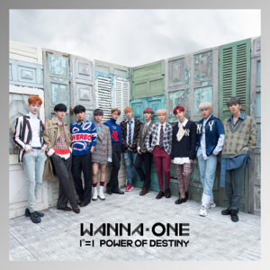 Wanna One - 1¹¹=1 (POWER OF DESTINY)