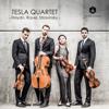 Tesla Quartet - Haydn, Ravel & Stravinsky: Works for String Quartet  artwork