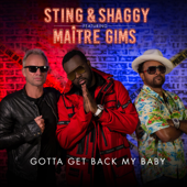 Gotta Get Back My Baby (feat. Maître Gims) - Sting & Shaggy