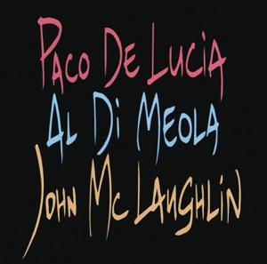 Paco de Lucía, Al Di Meola & John McLaughlin - Manhã de Carnaval