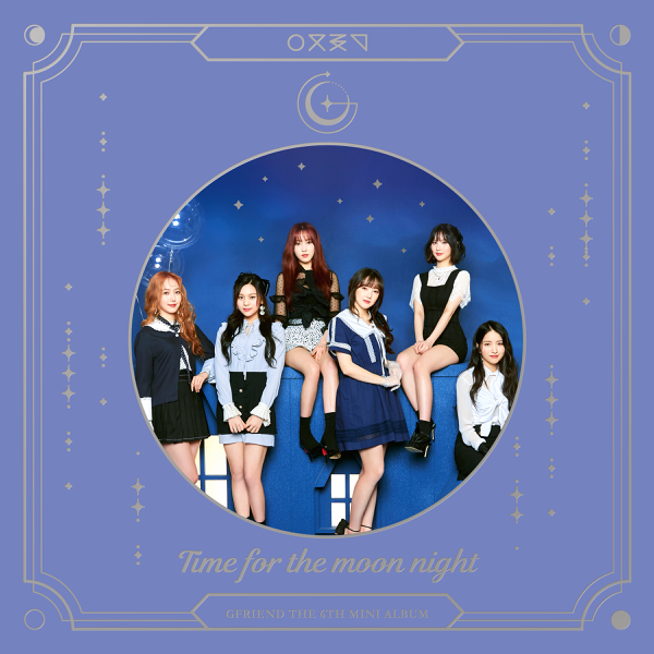 gfriend the 6th mini album \u0027time for the moon night\u0027 by gfriend on