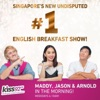 KISS92 - Maddy, Jason and Arnold in the Morning