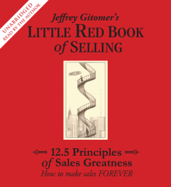 The Little Red Book of Selling (Unabridged) audiobook