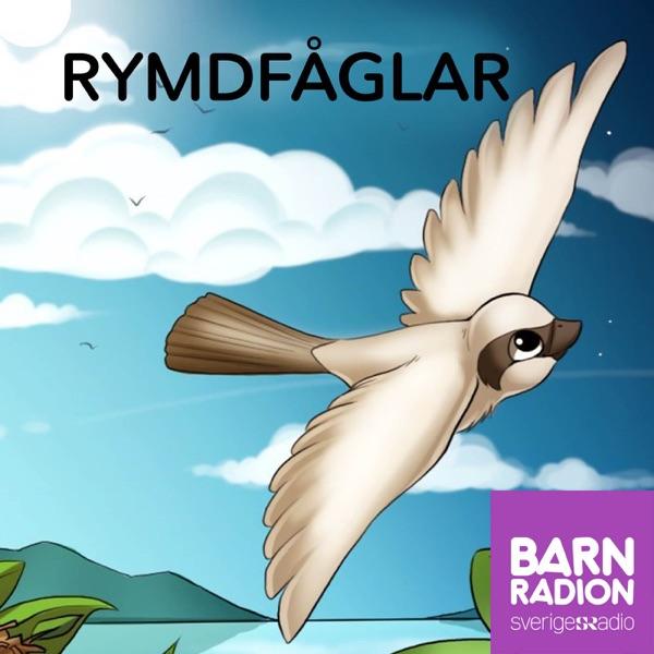 Rymdfåglar i Barnradion
