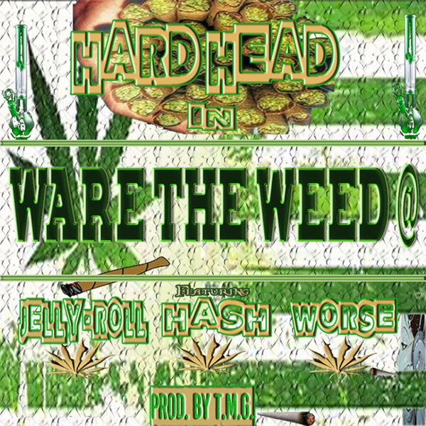 Ware the Weed @ (feat. Jelly Roll, Worse & Hash) - Single