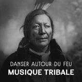 Danser autour du feu - Musique tribale, Atteindre la paix intérieure, Flûte indienne sons, Voyage spirituel, Mélodies instrumentales, Esprit mystérieux