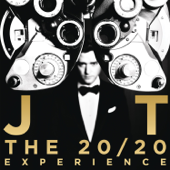 The 20/20 Experience (Deluxe Version) - Justin Timberlake Cover Art