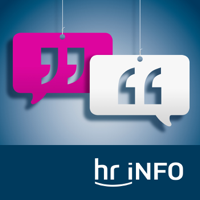 Podcast cover art for hr-iNFO Das Interview