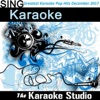 The Karaoke Studio - Sit Next to Me (In the Style of Foster the People) [Instrumental Version]
