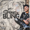 Nasty C - Strings And Bling artwork