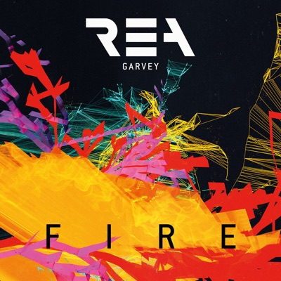 Fire (Remixes) - Single - Rea Garvey