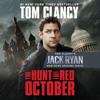 Tom Clancy - The Hunt for Red October (Unabridged) artwork