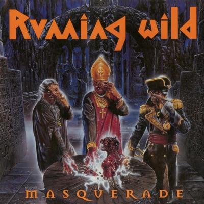 Masquerade (Expanded Edition; 2017 - Remaster) - Running Wild