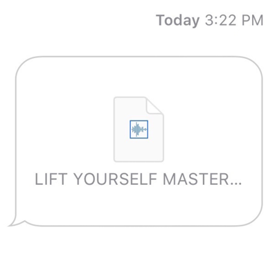 Lift Yourself - Kanye West song
