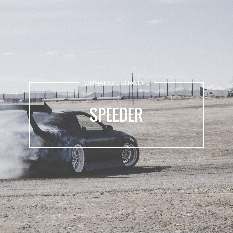Speeder - Single