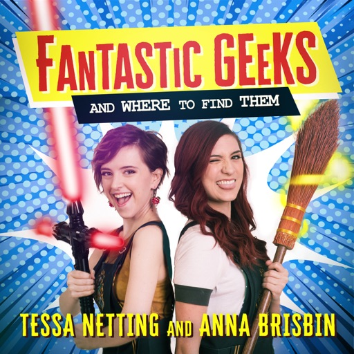 Cover image of Fantastic Geeks (and where to find them)