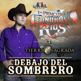 c8dfad4c22a76 Debajo del Sombrero (feat. Banda Tierra Sagrada) - Single de Leandro ...