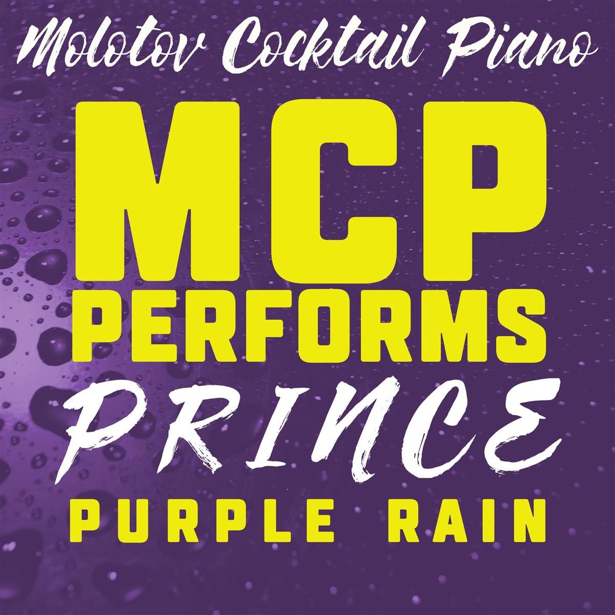 MCP Performs Prince: Purple Rain Album Cover by Molotov