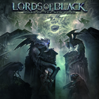 Lords of Black - Icons of the New Days artwork