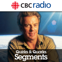 Podcast cover art for Quirks and Quarks Segmented Show from CBC Radio
