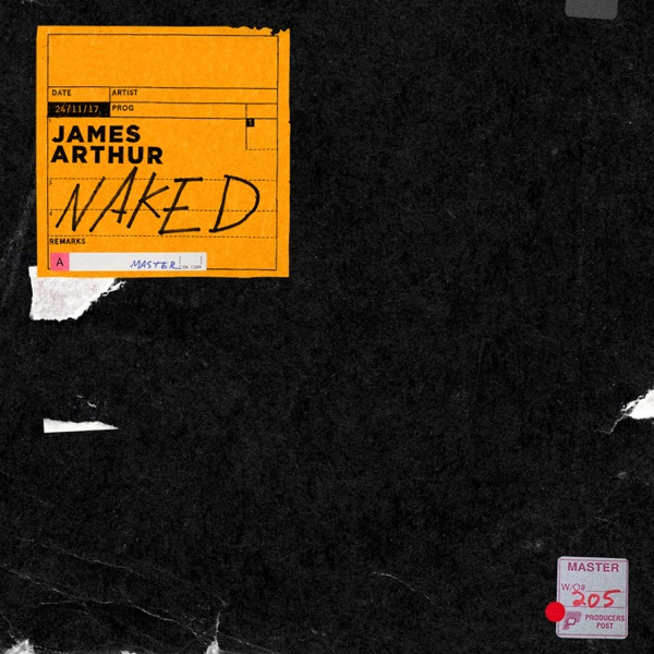 Cover art for Naked