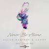 Allan Ramirez & Lahox - Never Be Alone (feat. David Ros) portada