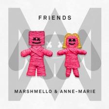 Friends by Anne-Marie & Marshmello