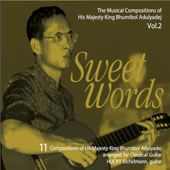 The Music of His Majesty the King of Thailand, Vol.2 - Sweet Words