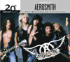 Aerosmith - 20th Century Masters - The Millennium Collection: The Best of Aerosmith  artwork