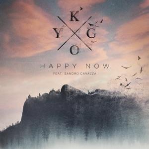 Kygo - Happy Now feat. Sandro Cavazza