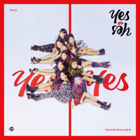 TWICE - YES or YES artwork