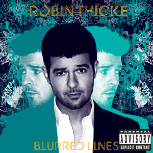Robin Thicke - Blurred Lines feat. T.I. & Pharrell